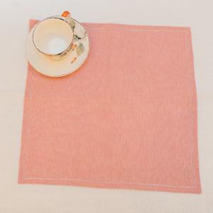 Салфетка розовая квадратная Busatti