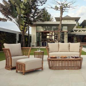 Комплект мебели для улицы Villa Natural Mushroom