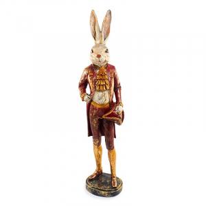 """Статуэтка в стиле рококо """"Кролик-дворянин"""""""