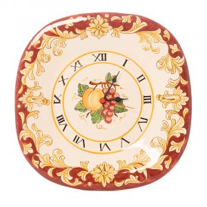 Часы керамические настенные Nature