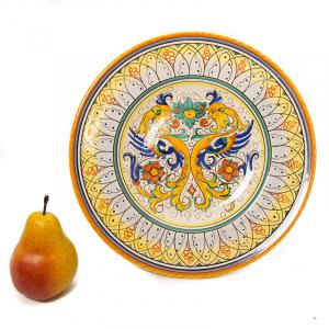 Тарелка настенная декоративная Raffaellesco