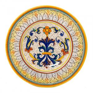 Тарелка настенная круглая Ricco