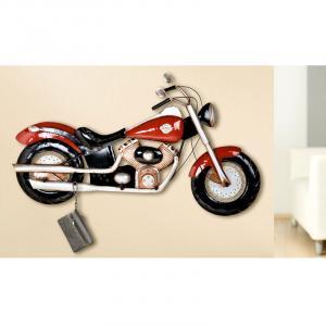 Вешалка настенная 3D мотоцикл
