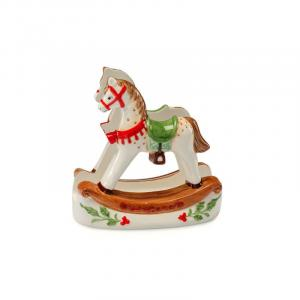"""Салфетница в виде лошадки """"Мешок с подарками"""""""