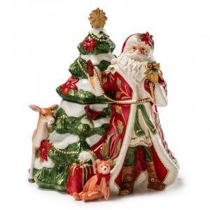 """Праздничный бисквитник """"Рождественские эмоции"""""""