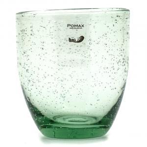 Набор из 6-ти зелёных стаканов