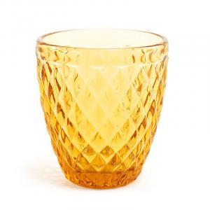 Набор стаканов янтарного цвета Toscana Maison, 6 шт
