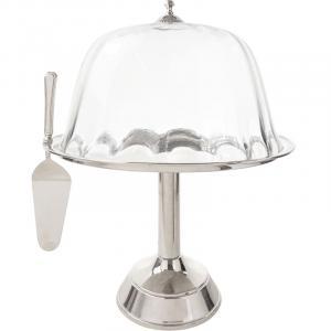 """Тортовница с крышкой и лопаткой """"Table"""""""