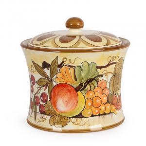 Емкость для хранения с фруктовым рисунком Frutta di Campo