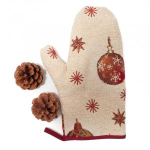 """Прихватка рукавичка """"Новогодние сюрпризы"""""""