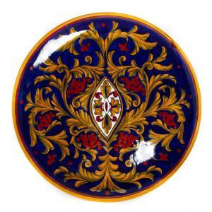Тарелка настенная Lustro Antico