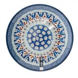Набор десертных тарелок с орнаментом
