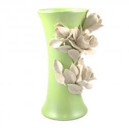 Ваза узкая Capodimonte Tulipani Verde