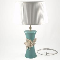 Лампа настольная Capodimonte Tulipani Verde