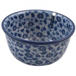 Салатник синего цвета