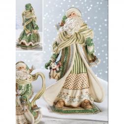 Большая статуетка Санта