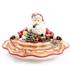 Блюдо Санта