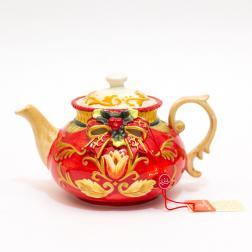 Чайник Новогодний бант