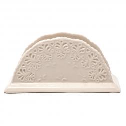 Керамическая салфетница с ажурной отделкой Palais Royal