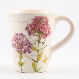 Чашка Гортензия