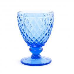 Набор синих бокалов для вина Toscana Maison, 6 шт