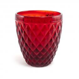 Набор красных стаканов Toscana Maison, 6 шт