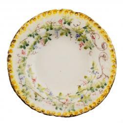 Тарелка для супа Bizzirri Амуры 24 см