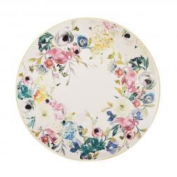 Блюдо круглое большое из высокопрочной керамики Paradise