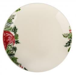 Тарелка обеденная круглая
