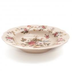 Тарелка для супа Royal FamilySpring rose 24 см