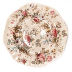 Тарелка подставная в стиле Прованс