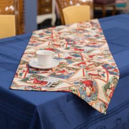Раннер гобеленовый Merry Christmas Villa Grazia Premium