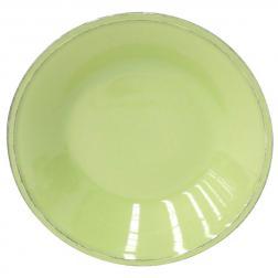 Тарелки суповые зелёные, набор 6 шт. Friso
