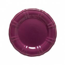 Тарелка фиолетовая Village