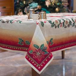 Прямоугольная праздничная скатерть