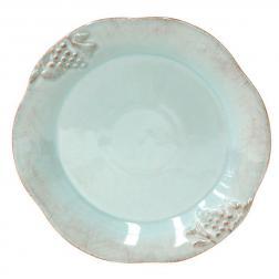 Тарелка для салата с выпуклым декором Mediterranea