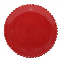 Тарелки десертные, набор 6 шт. Pearl rubi