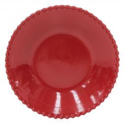 Тарелки для супа, набор 6 шт. Pearl rubi