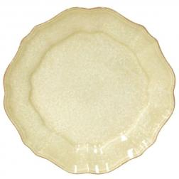Тарелки обеденные, набор 6 шт. Impressions yellow