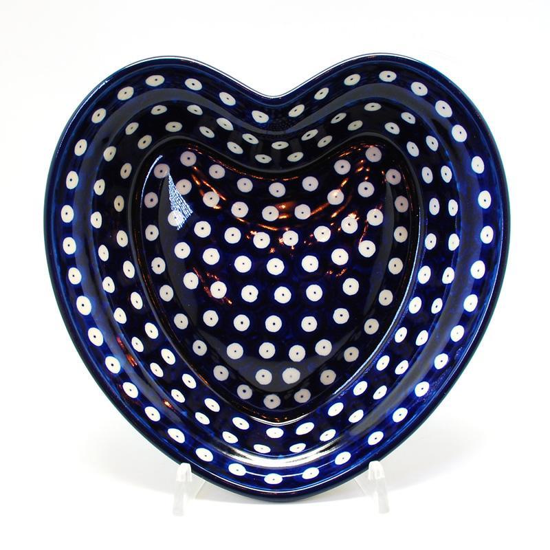 Пиала декоративная сердце  - фото
