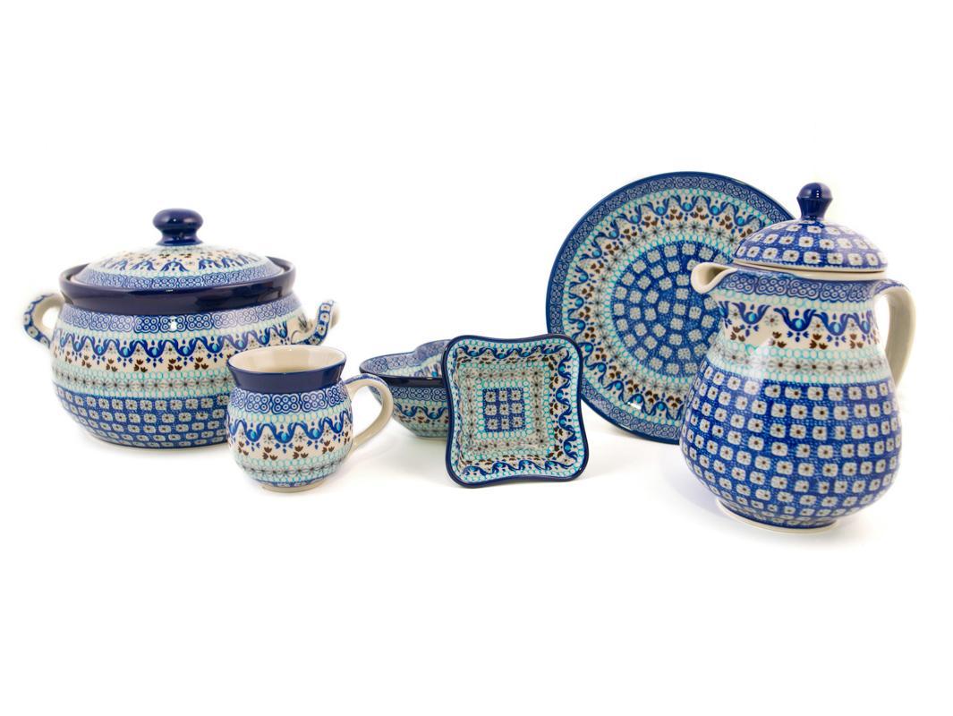Тарелка 24 см и другие предметы коллекции  - фото