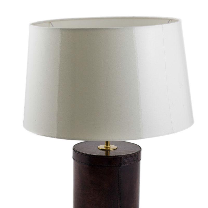 Большая настольная лампа и абажур Kensington  - фото