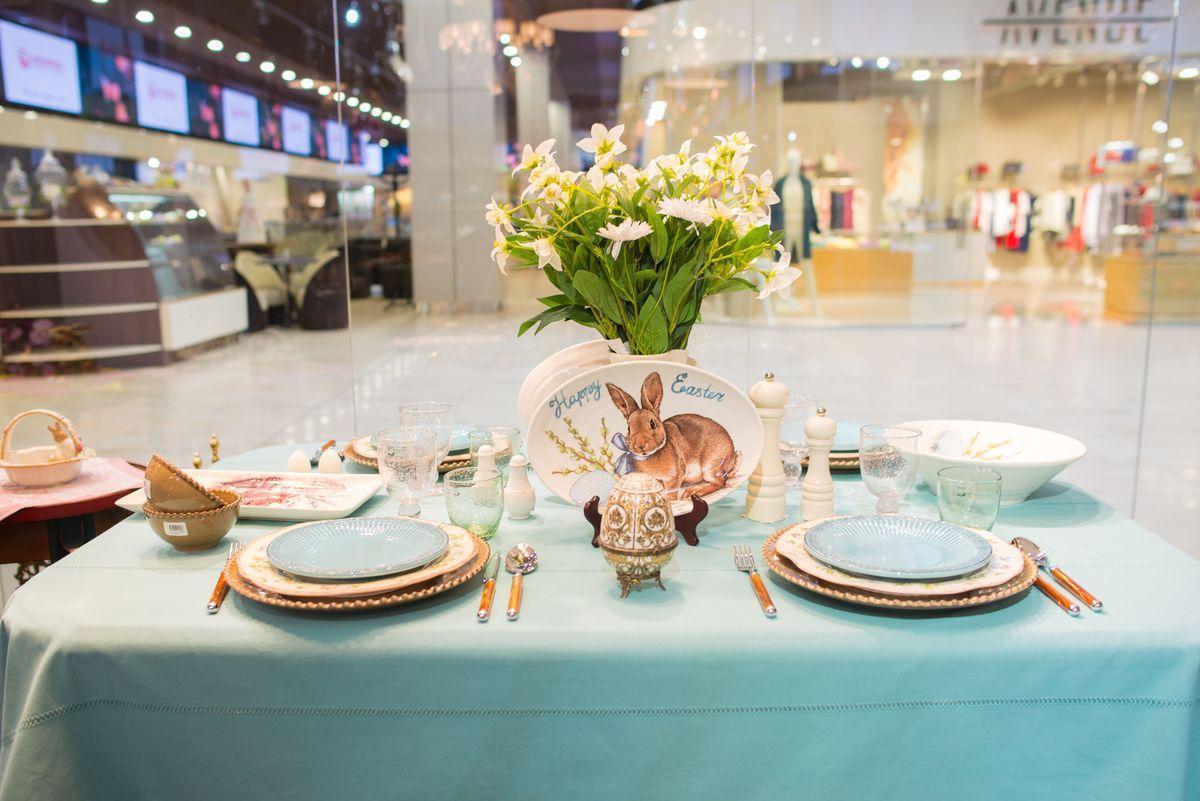 Тарелка десертная с рельефным декором Venezia Turch  - фото