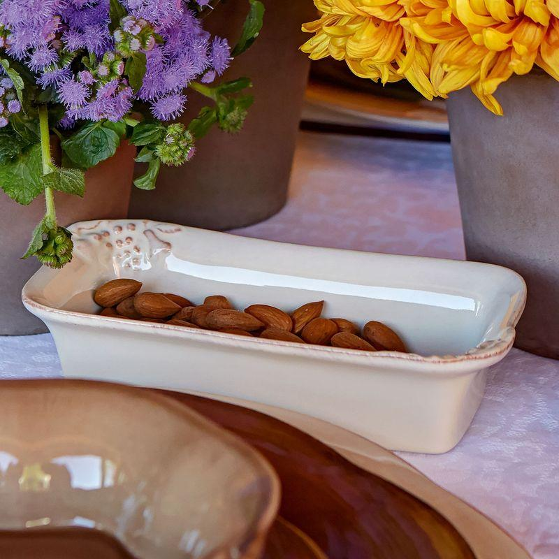 Закусочная тарелка из огнеупорной керамики Mediterranea  - фото