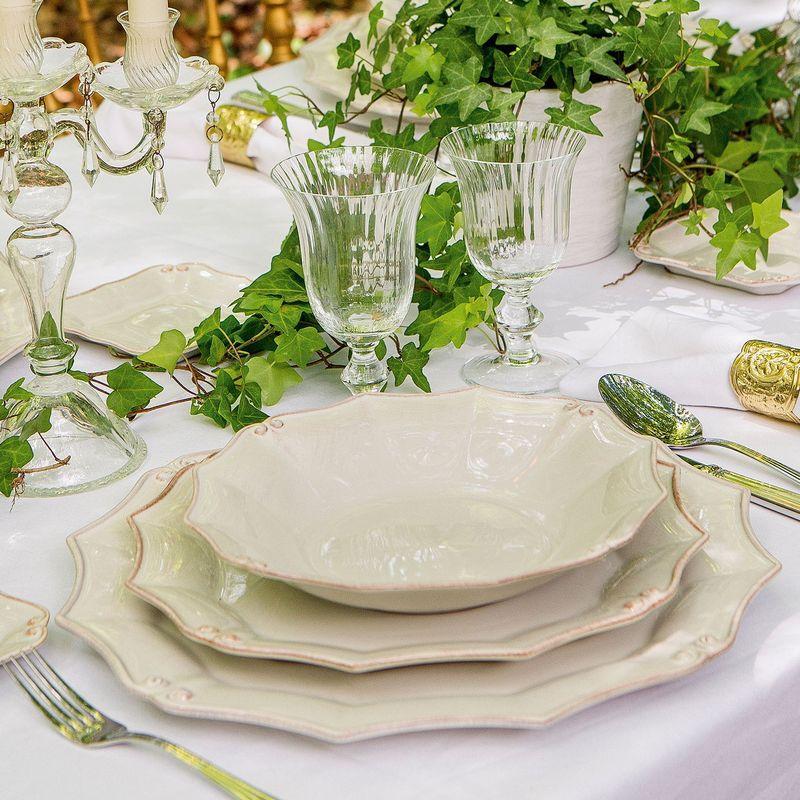 Тарелки для супа 24 см Barroco, 6 шт  - фото