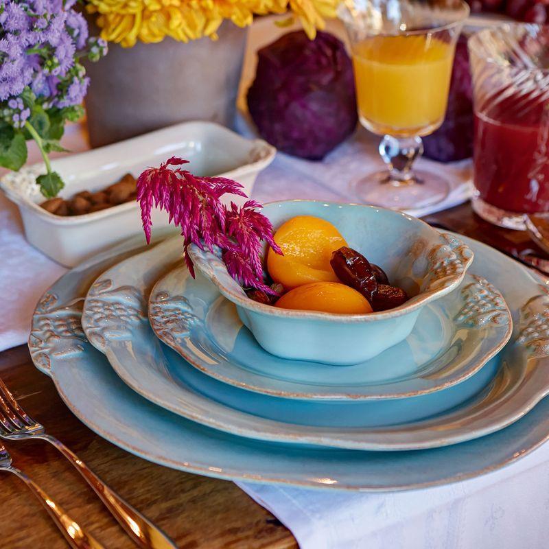 Набор тарелок для супа 6 шт Mediterranea  - фото