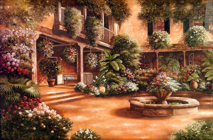 """Бетси Браун """"Цвети, мой Райский Сад!""""  - фото"""