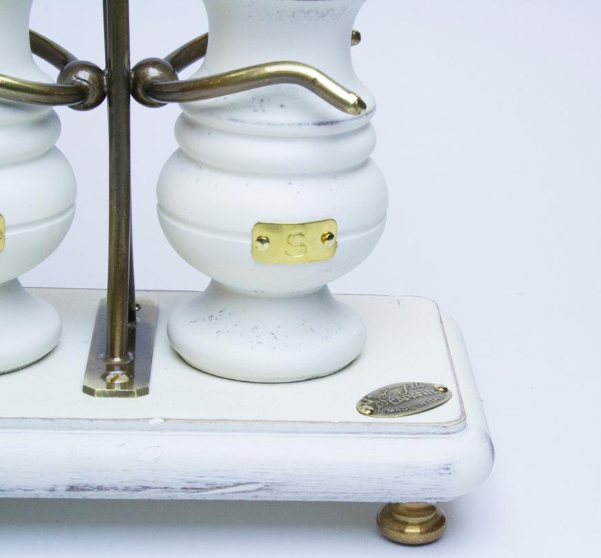 Набор для соли и перца  - фото