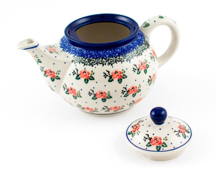 """Чайник заварник """"Чайная роза""""  - фото"""