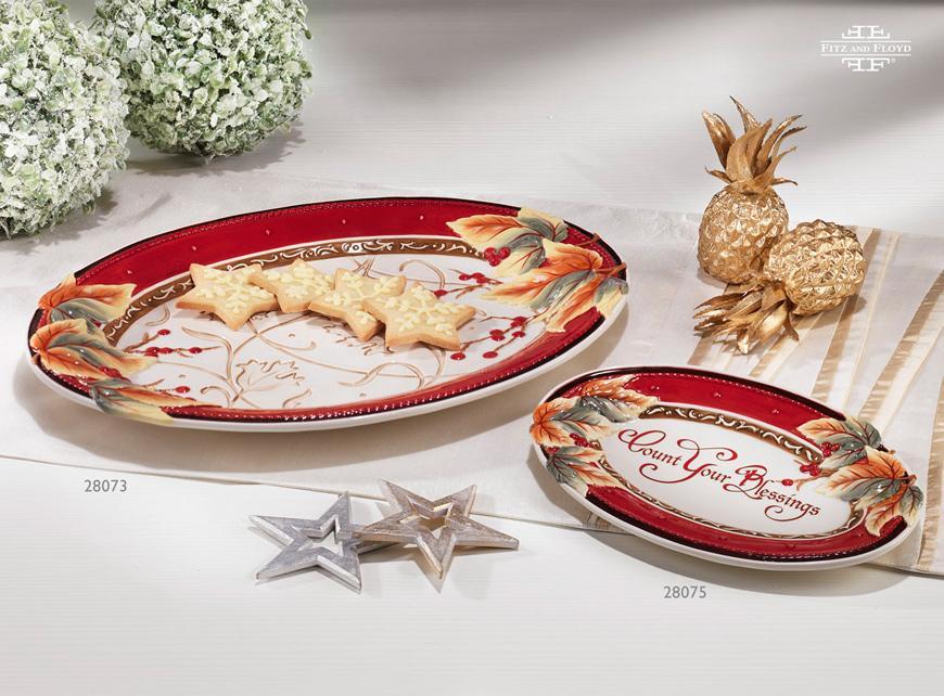Блюдо праздничное  - фото